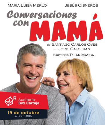 conversaciones con mama box cartuja
