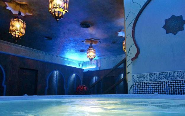 Circuito termal y masaje anti estr s - Banos arabes medina aljarafe ...