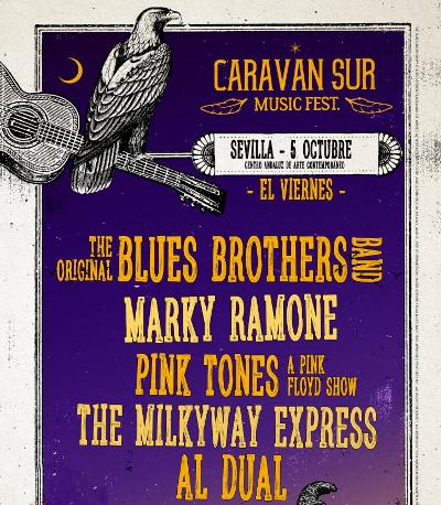 caravan sur music festival sevilla