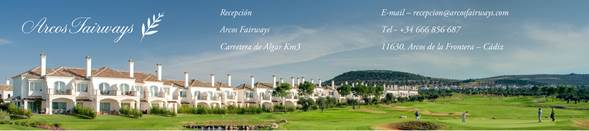 arcos fairways