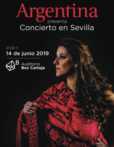 argentina concierto sevilla