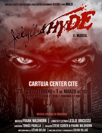 musical jekyll hyde sevilla