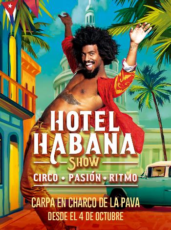 hotel habana show sevilla