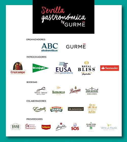 logos sevilla gastronomica