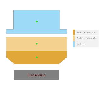 mapa teatro riberas guadaira