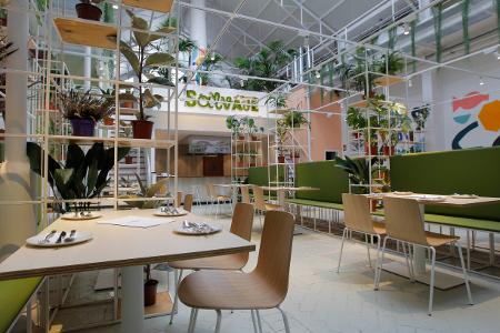 restaurante salvaje sevilla