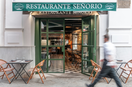restaurante senorio sevilla