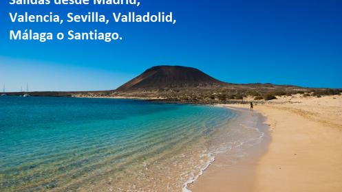Lanzarote 5 o 7 noches vuelo traslados descuento - Ofertas lanzarote agosto ...