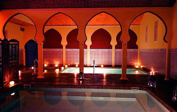 Rel jate y siente los beneficios del agua - Banos medina aljarafe ...