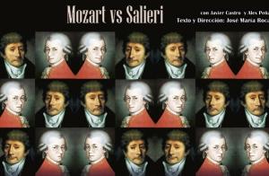 Entradas espectáculo Mozart vs. Salieri