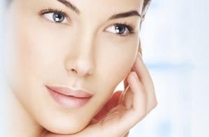 Tratamiento facial con principios activos