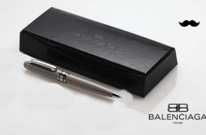 Bolígrafo de Balenciaga