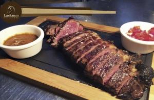 Menú de carne a la brasa para 2