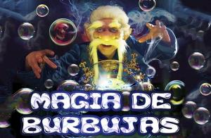 """Show infantil """"Magia de Burbujas"""""""