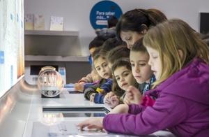 ¡Visita en familia la Casa de la Ciencia!