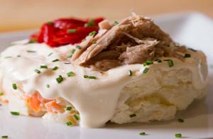Cocina creativa para dos en Restaurante Gorki