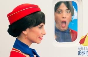 Comedia Aerolíneas Ibéricas