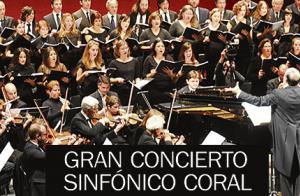 Gran Concierto Sinfónico-Coral