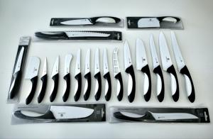 Set de cuchillos cerámicos