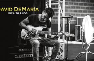 David DeMaría – Gira 20 años