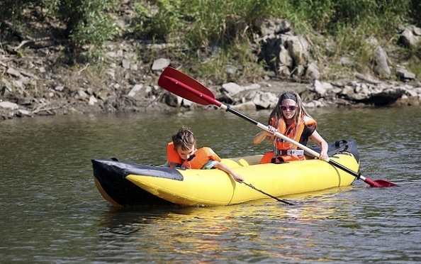 Alquiler de kayak para 2