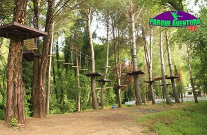 Parque de aventuras