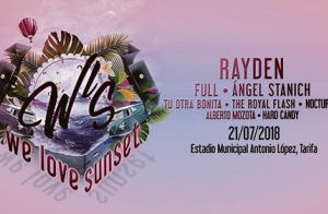 Festival We Love Sunset Tarifa