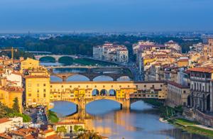Escapada de 6 días a Venecia y Florencia en AD