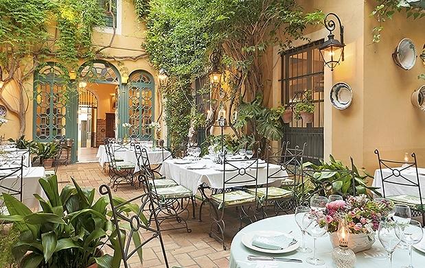Men de lujo en restaurante manolo le n por 22 8 oferta con descuento 40 ofertas en - Casa manolo leon sevilla ...