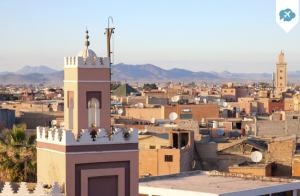 Marrakech: 3 días y 2 noches en hotel 4* + vuelo