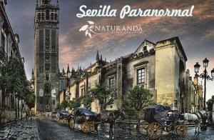 "Ruta guiada ""Sevilla Paranormal"""