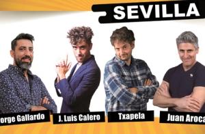 Noche de humor, Sevilla ¿te ríes conmigo?