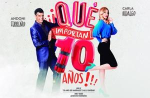 ¡Qué importan 10 años! -Teatro Quintero