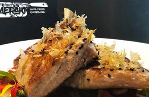 Cocina tradicional y contemporánea para dos en el centro