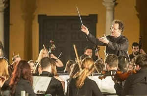 Real Orquesta Sinfónica de Sevilla - Teatro de la Maestranza. The Bernstein Beat