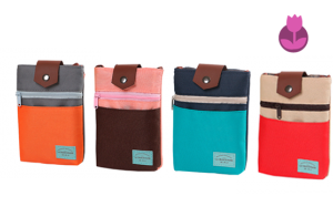 Bolsito travel pouch city