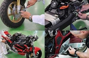 Pre-itv moto + cambio de aceite y filtro