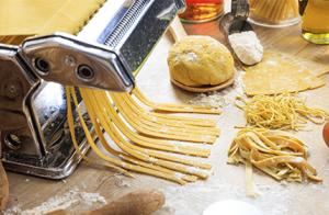 Taller de elaboración de pasta tradicional italiana