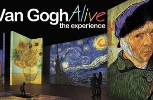 Van Gogh Alive. The Experience - Sevilla